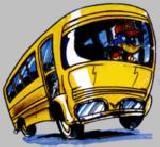 Tančící autobus