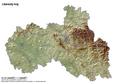 Reliéf Libereckého kraje
