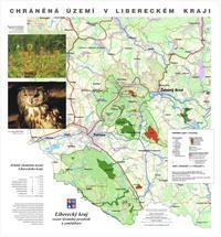 chráněná území libereckého kraje