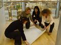 Den GIS 2007 - instalace výstavy