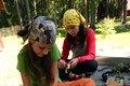 06 Výroba náramků z březové kůry