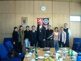 Čínská delegace v Libereckém kraji