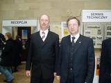 zleva: hejtman Libereckého kraje Petr Skokan a maršálek Dolnoslezského vojvodství Pavel Wróblewski