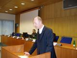 Hejtman Petr Skokan zahájil seminář k problematice čerpání prostředků EU